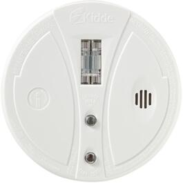 Battery Operated Smoke Detector, with Illumination Light thumb