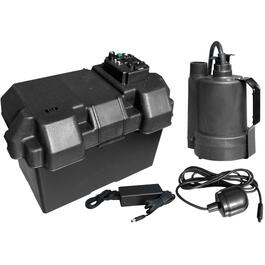 12 Volt Emergency Back Up Sump Pump thumb