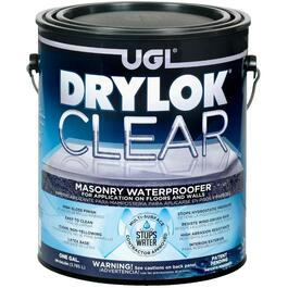3.78L Clear Latex Base Drylok Waterproofer thumb