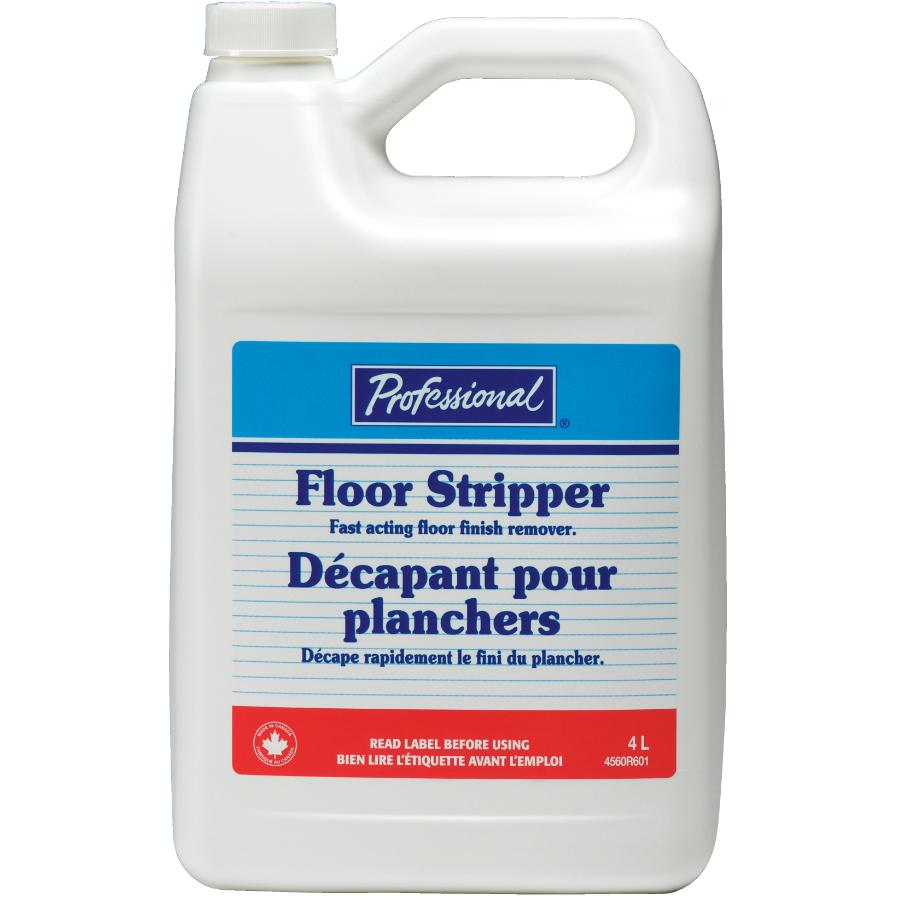 Floor stripper recipes