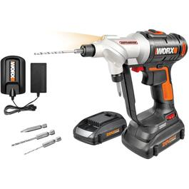 20 Volt Lithium-ion Cordless Screwdriver Kit thumb