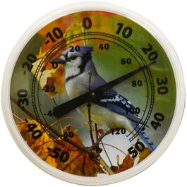"12"" Blue Jay Dial Thermometer thumb"