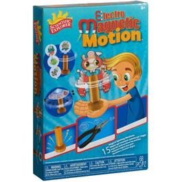Electro Magnetic Motion Science Kit thumb