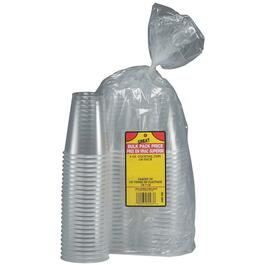 100 Pack 9oz Flex Plastic Glasses thumb