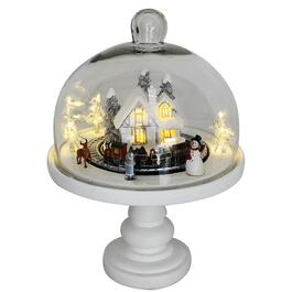 Dome Village Musical Tabletop Decor thumb