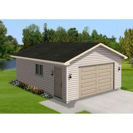 Insulation Option Package, for 28' x 30' Garage thumb
