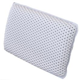 White Softee Bath Pillow thumb