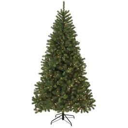 Instyle Holiday 7 Fir Christmas Tree With 300 Colour Changing Led