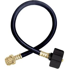 "48"" Liquid Propane Barbecue Hose and Adapter, with Quick Connect Coupling thumb"
