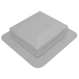 75 Square Inch Grey Roof Vent thumb