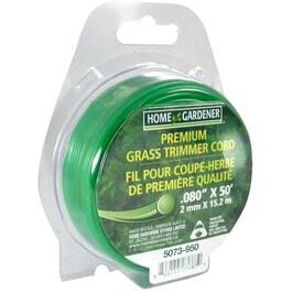 ".080"" x 50' Co-Polymer Round Grass Trimmer Line thumb"