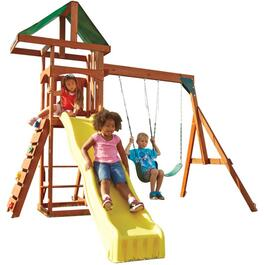 Complete Scrambler Wooden Play Fort Kit thumb