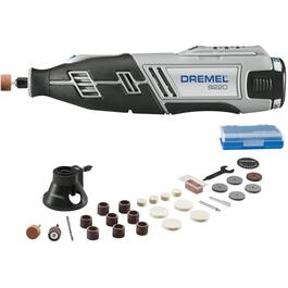 Lithium Ion Rotary Tool Kit, with 28 Accessories thumb