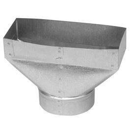 "3-1/4"" x 10"" x 4"" Universal Boot Duct thumb"