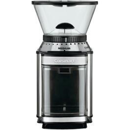 Stainless Steel and Black Coffee Grinder/Mill thumb