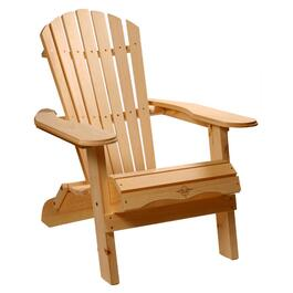 Folding Pine Muskoka Chair thumb