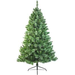 6.5' Unlit Artificial Concord Christmas Tree thumb