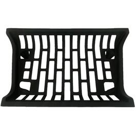 "24"" Cast Iron Fireplace Grate thumb"