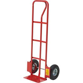 "2 Wheel Industrial Hand Truck, with 10"" Pneumatic Wheels thumb"