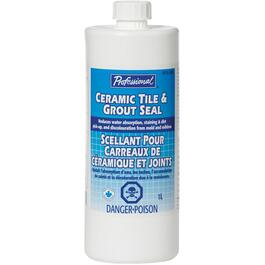 1L Commercial Ceramic Tile and Grout Sealer thumb