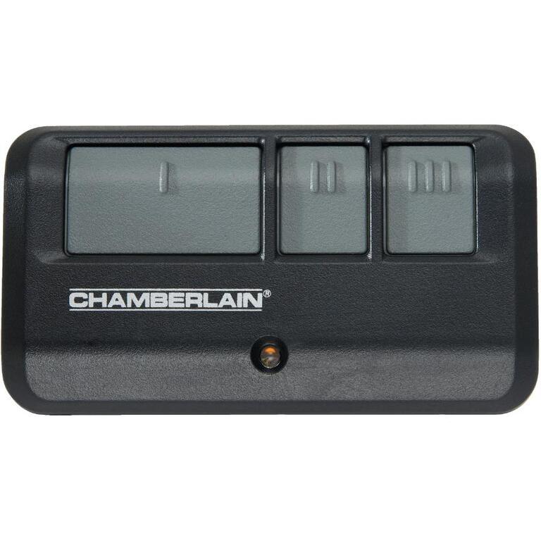 Myq 3 Button Dual Frequency Garage Door Remote Home Hardware