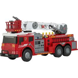 Fire Brigade Truck, with Lights and Sounds thumb