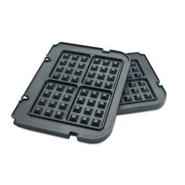 Waffle Grill Plates, for CGR-4 Grill thumb