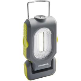 LED COB Work Light Flashlight with 3 AAA Batteries thumb