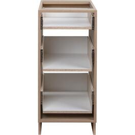 "15"" 3-Drawer Organic Knockdown Base Cabinet thumb"