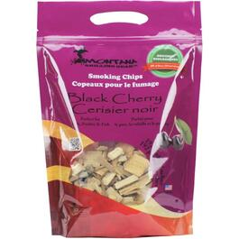 2lb Black Cherry Barbecue/Smoker Flavour Chips thumb