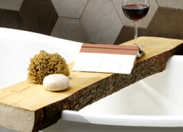 Rustic Tub Tray thumb
