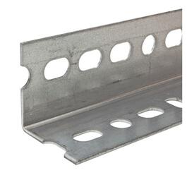 "1-1/2"" x 36"" Galvanized Slot Steel Welded Angle thumb"