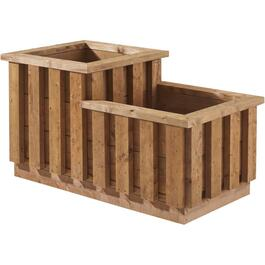 Uncut Pressure Treated Tiered Planter Package thumb