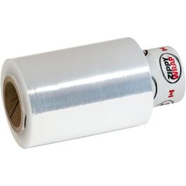 "4"" x 500' Clear Stretch Wrap Refill thumb"