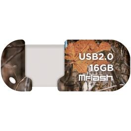Camo 16GB USB Flash Drive thumb