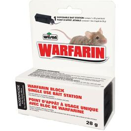 Warfarin Mouse Block Pre-Filled Station thumb