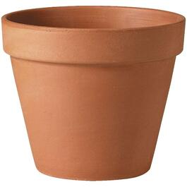 "1.5"" Standard Clay Planter thumb"