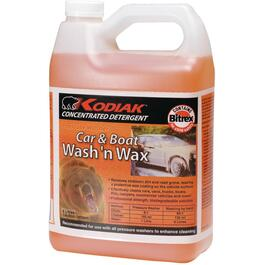 4L Pressure Washer Wash and Wax thumb