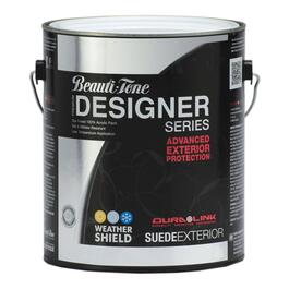 3.40L Suede Finish Clear Base Exterior Latex Paint thumb