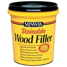 473mL Stainable Wood Filler thumb