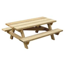3' Spruce Picnic Table thumb