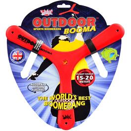 Outdoor Booma Boomerang, Assorted Colours thumb