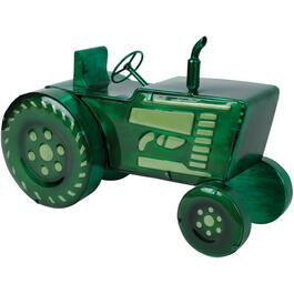 "12"" Battery Operated Tractor Garden Statue, Assorted Styles thumb"