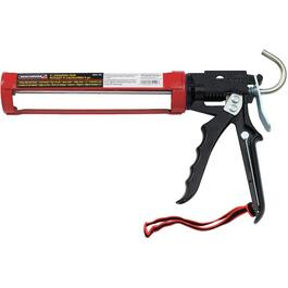 "9"" Standard Red Cradle Caulking Gun thumb"