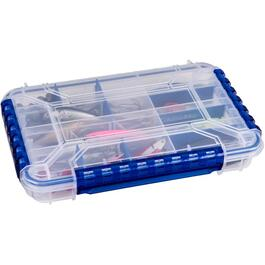 Waterproof Tuff Trainer Tackle Box Tray, with Dividers thumb