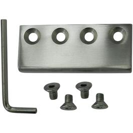 Stainless Steel Connector Plate, for Bar thumb