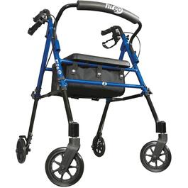 Rollator Walker, with Seat thumb
