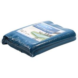 6' x 9' Blue Reversible Awning Leisure Mat thumb