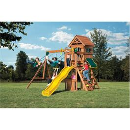 Jamboree Wood Complete Play Fort Kit thumb