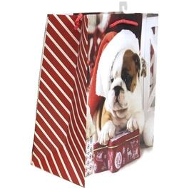 "10"" x 13"" Pet Design Christmas Gift Bag, Assorted Designs thumb"